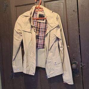 Bench. Coat